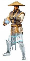 Mortal Kombat X Actionfigur Raiden Displacer Variant Previews Ex