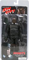 Sin City Manute Action Figure colored