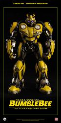 Transformers: Bumblebee Movie - Deluxe Bumblebee 8 inch Figure