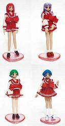 To Heart 15cm Figuren Vol. 1 4er Set