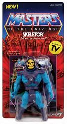 MOTU: Vintage Skeletor 5.5 inch Action Figure