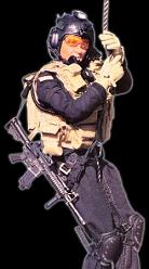 Elite Force - U.S. Air Force Pararescue Sgt. W. Wilson
