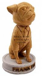 Men in Black III Shakems Wackelkopf-Figur Frank the Pug 20 cm