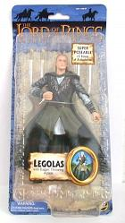 Lord of the Rings Figur Legolas Dagger Throwing