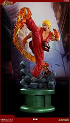 Street Fighter IV: Ken Dragon Flame Regular 1:4 scale Statue
