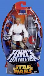 Luke Skywalker Force Battler