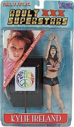 Adult Superstars Kylie Ireland USA Outfit Action Figure