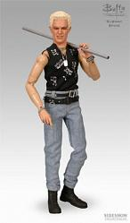 Buffy - Subway Spike 30cm Actionfigur