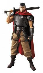 Berserk Golden Age Arc RAH Actionfigur Guts Band of the Hawk Ver