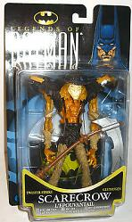 LEGENDS OF BATMAN Twister Strike Scarecrow