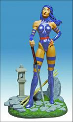 PREMIERE COLLECTION Resin Psylocke