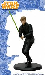 Luke Skywalker Jedi Knight Attakus
