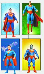 Superman Through The Ages Gift Set