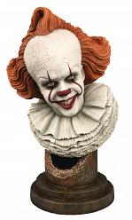 IT 2 Legends in 3D: Pennywise 1:2 Scale Bust