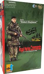 Marine Robert Hughman Royal Marine Commando