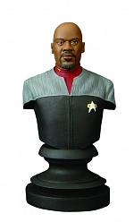 Star Trek Icons Deep Space 9 Captain Sisko Bust