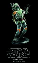Star Wars Elite Collection Statue Boba Fett 19 cm