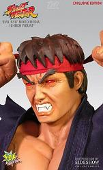 Pop Culture Shock Sideshow EXCLUSIVE Street Fighter Evil Ryu