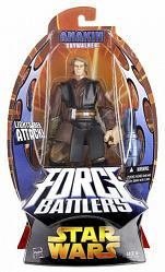 Force Battles Anakin Skywalker