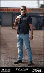 Sons of Anarchy: Clay Morrow 1:6 scale figure