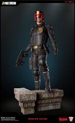 2000 AD: Regular Judge Dredd 1:4 Statue