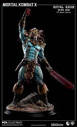 Mortal Kombat X: Kotal Kahn - War God 1:4 scale statue