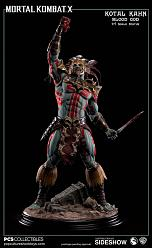 Mortal Kombat X: Kotal Kahn - Blood God 1:4 scale statue