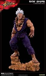 Pop Culture Shock PCS Shin Akuma Exclusive 1/3 Mixed Media Statu
