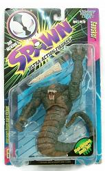Spawn Series 6 Sansker Action Figure by McFarlane