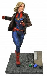 Marvel Premiere: Captain Marvel Movie Statue