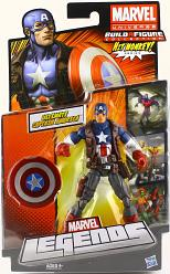Ultimates Captain America from Marvel Legends