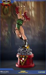 Streetfighter: Regular Cammy 1:4 scale Ultra Statue