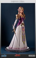 The Legend of Zelda - Twilight Princess: Princess Zelda Statue