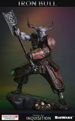 Dragon Age Inquisition Statue 1/4 Iron Bull 58 cm