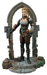 Universal Monsters Select Actionfigur Monster Hunter Lucy Westen