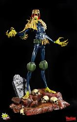 2000AD: Judge Death 1:4 Scale Statue