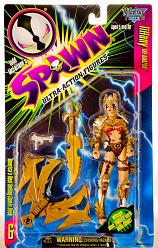 Spawn Serie 6 Tiffany