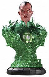 Green Lantern Movie 1:4 Scale Sinestro Bust