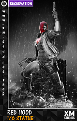 XM Studios Red Hood 1/6 Premium Collectibles Statue