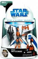 Star Wars Clone Wars Animated Action Figure No. 25 Rocket Battle