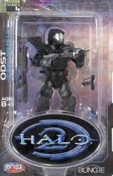 Halo 2 Series 4 ODST with Magnum Battle Rifle Shotgun Action Fig