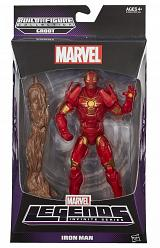 Guardians of the Galaxy Marvel Legends Cosmic Iron Man (Marvel N