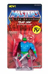 MOTU: Vintage Wave 3: Trap Jaw Action Figure