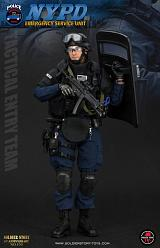 NYPD Emergency Service Unit - Tactical Entry Team