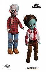Dawn Of The Dead Living Dead Dolls Puppen 25 cm Flyboy & Plaid S