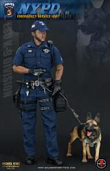 NYPD Emergency Service Unit - K9 Division