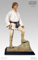 "Star Wars: 17"" Statue - Luke Skywalker"