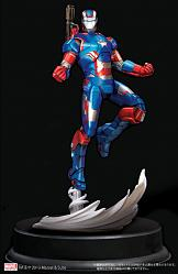 1/9 Iron Man 3 Iron Patriot (Pre-Painted)