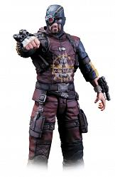 Batman Arkham City Serie 4 Actionfigur Deadshot 17 cm