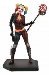 DC Comics Gallery: Injustice 2 - Harley Quinn PVC Statue